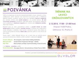 POZVÁNKA - Develor.cz
