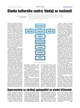 Spektrum Rožnovska