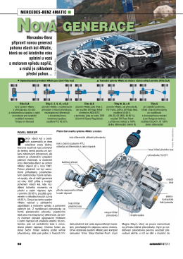 Celý článek - Automobil Revue