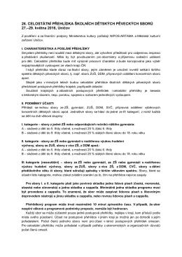 29. května 2016, Uničov