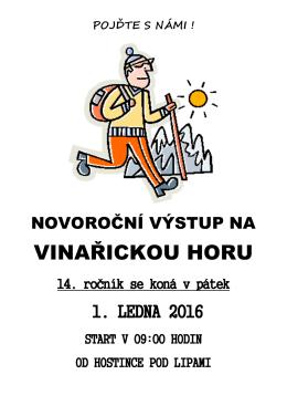 Vinařická hora 2016
