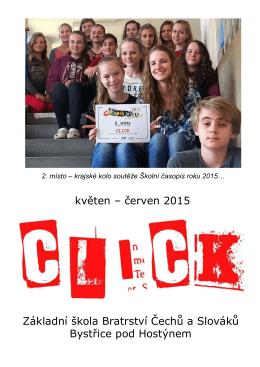 Click... - Základní škola Bratrství Čechů a Slováků