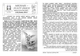 Michael - Svatý Duch č.83
