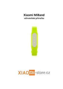 Xiaomi MiBand - Xiaomi