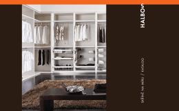 Katalog vestavných skříní HALBOS