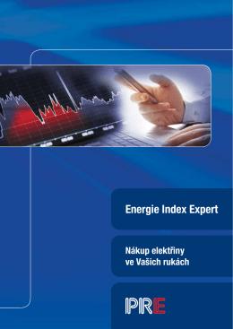Energie Index Expert - Pražská energetika, a.s.