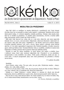 P. Ladislav Kozubík - Římskokatolická farnost Šlapanice