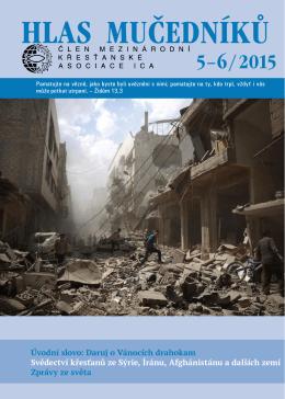 5–6 / 2015 - Hlas mučedníků