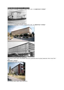 Zruč nad Sázavou - Muzeum umění a designu Benešov