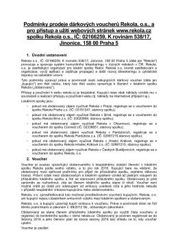 Podmínky prodeje dárkových voucherů Rekola_upravy-1