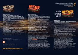 ZDE - Mezinárodní hudební festival Český Krumlov
