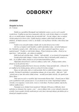 ODBORKY - Trilobit