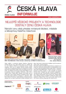 v následujícím článku - prof. MUDr. Tomáš Zima, DrSc.