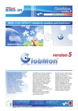 propagační materiál ve formátu PDF - ELTECO