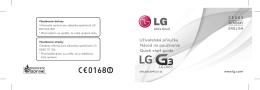 LG D855 G3 - Mobil Brno