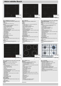 Bosch varné desky - Vyroba