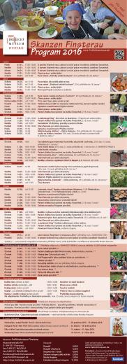 Aktuální program Skanzen Finsterau 2015