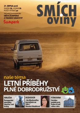 LETNÍ PŘÍBĚHY - SMÍCHoviny.cz