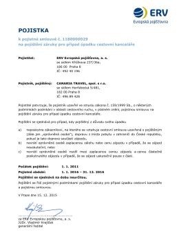 POJISTKA - Invia.cz