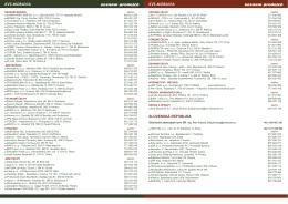Seznam prodejců
