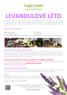 Levandulové Léto - leták (pdf 300 kB)