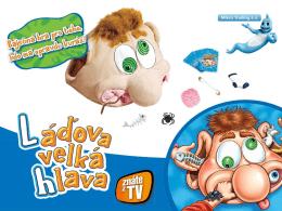 FREDDY`S FUN HEAD - Hrackysduchem.cz