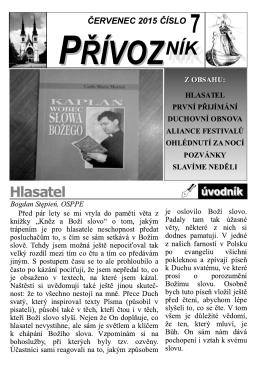 farnost Ostrava - Přívoz