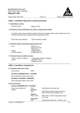 Sikacryl®-150 - Profidach sro