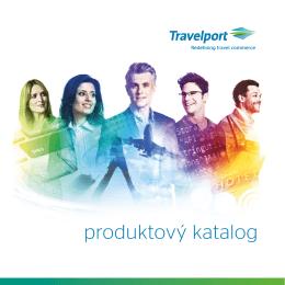 produktový katalog - Travelport Česká republika