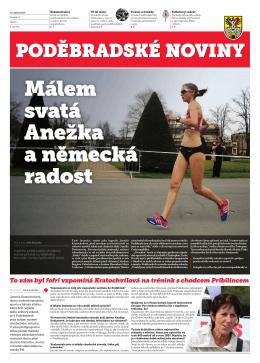 noviny PDF 16.04.15 Poděbradské noviny, ročník 24, Číslo 8 16