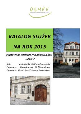 Akce 2015 - Úsměv Říčany