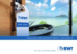BWT Hoteliérství