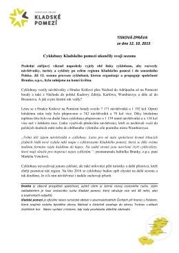 Cyklobusy Kladského pomezí ukončily svoji sezonu