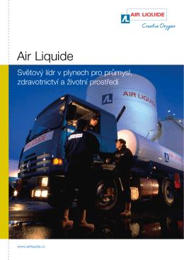 Air Liquide CZ