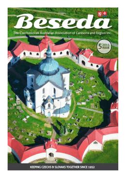Článek o Loutkovém divadle najdete v časopise Beseda č. 5/2015