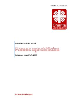Uprchlici – informace o pomoci DCHP