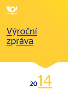 Výroční zpráva 2014