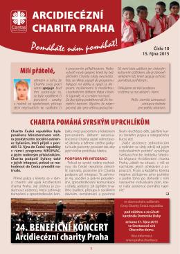 Číslo 10 - Arcidiecézní charita Praha