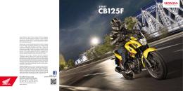 CB125F - Honda