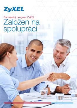 Založen na spolupráci - ZyXEL Partner Programme