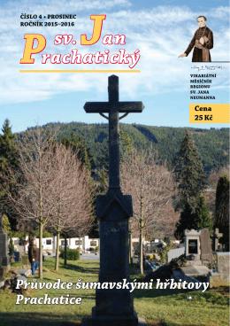 sv. Jan Prachatický - Farnosti na prachaticku