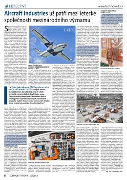 Aircraft Industriesuž patří mezi letecké společnosti - Straight