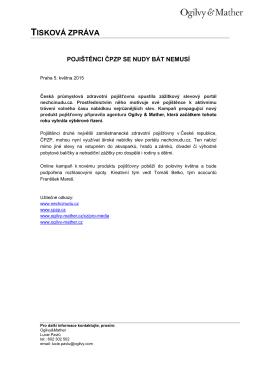 Stáhnout PDF - Ogilvy & Mather