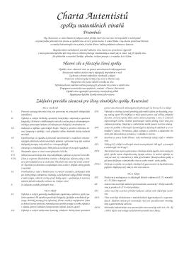 Charta Autentistů