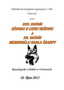 zde - Kynologický klub Petrovice