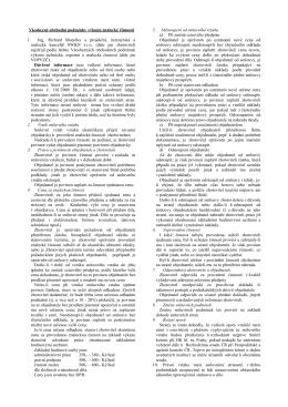 Všeobecné obchodní podmínky výkonu znalecké činnosti