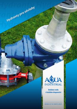 Hydranty - AQUA INDUSTRIAL, sro