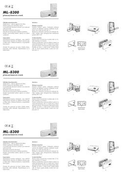 ML-8300 - LARS CZ