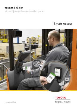 Smart Access - Toyota Material Handling CZ sro