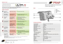 Senzor pro otevírání automatických dveří pro průmyslové použití